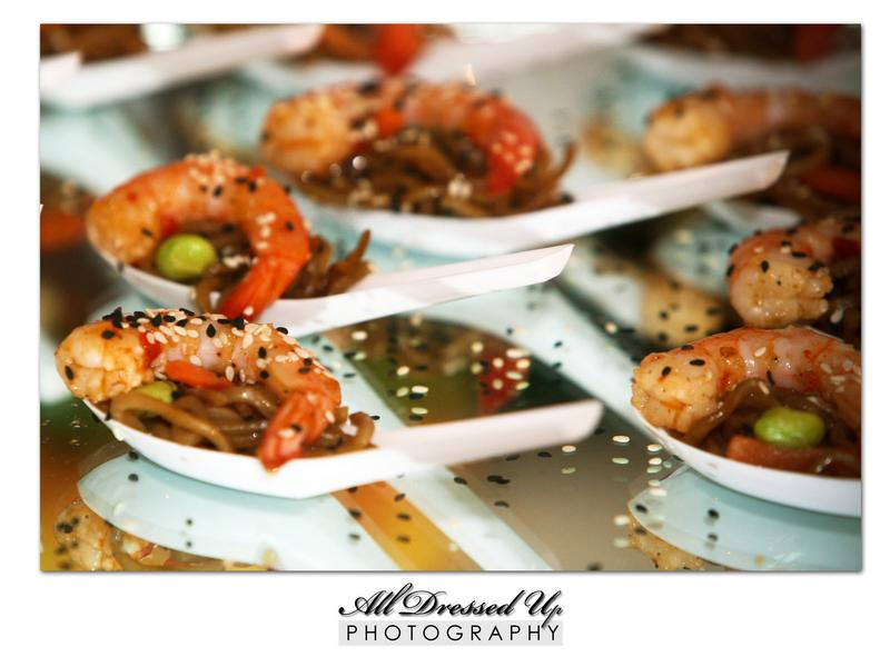 Asian Shrimp Spoons